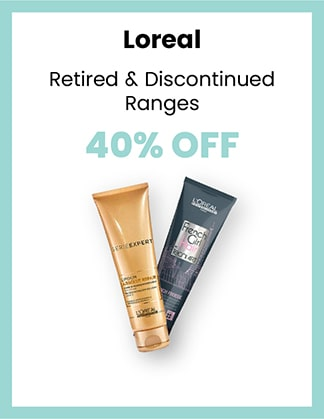 Loreal 40% OFF Retired & Discontinued Ranges