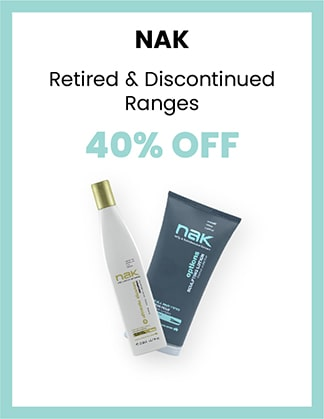 Nak 40% OFF Retired & Discontinued Ranges