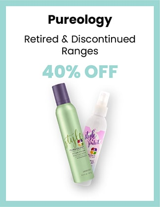 Pureology 40% OFF Retired & Discontinued Ranges
