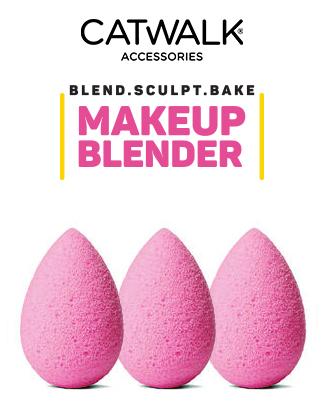Xmas - Catwalk Mini Makeup Blender Trio
