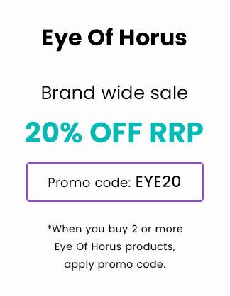 Eye of horus 20% OFF
