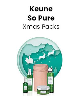 Keune Xmas Packs - So Pure