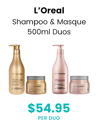 [Oct] L'Oreal 500ml Duos