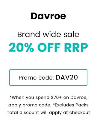 Davroe 20% OFF