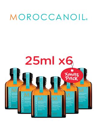 Xmas - Moroccanoil 25ml x 6