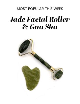 Jade Facial Roller & Guasha
