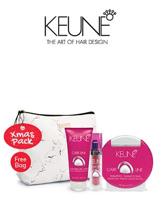 Xmas - Keune Keratin Trio Pack
