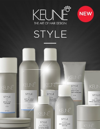 Keune Style Range - New