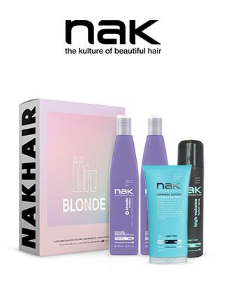 Xmas - Nak Blonde Quad Pack