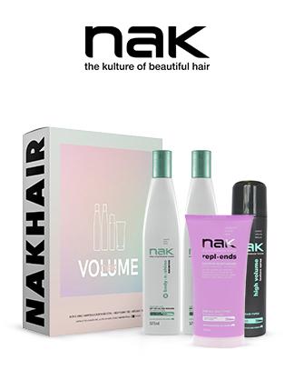 Xmas - Nak Volume Quad Pack