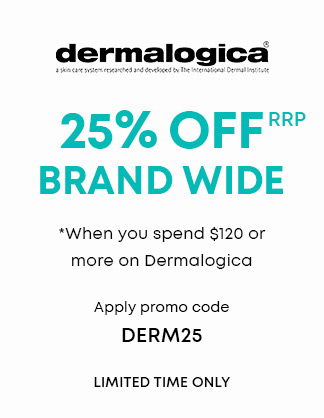 Dermalogica 25% OFF