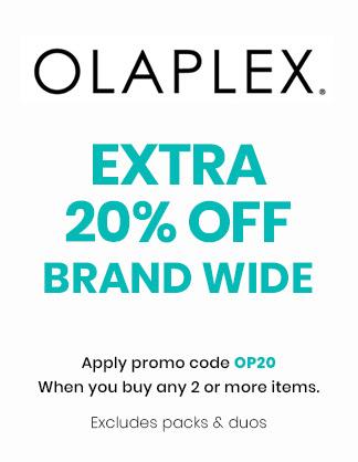Extra 20% OFF Olaplex