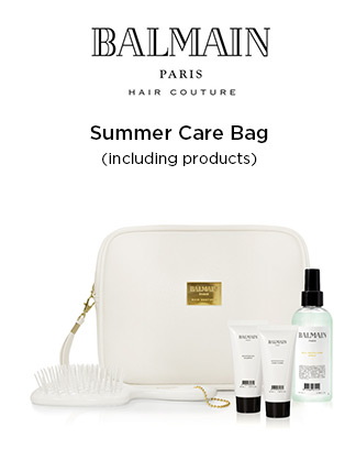 Balmain Summer Care Bag