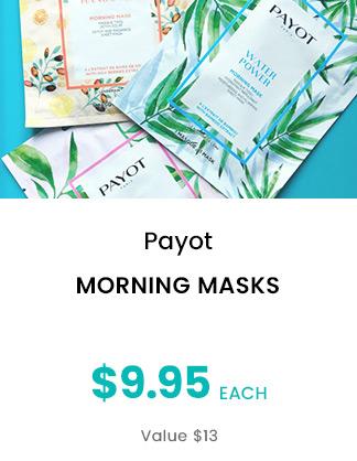 May - Payot Morning Masks