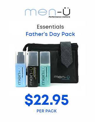 Men-u Essential Pack