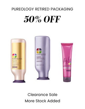 50% OFF Pureology Retired Packaging