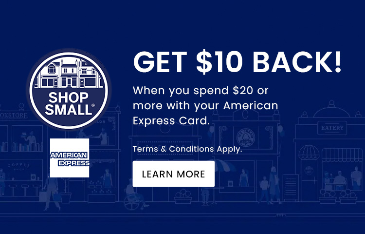 Get $10 Back when you spend $20 with AMEX on Catwalk Australia