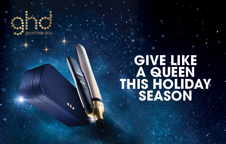 New ghd Christmas Packs Now Available - Catwalk.com.au