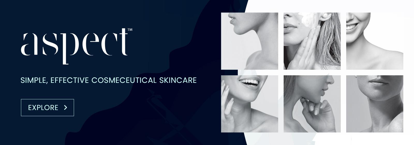 New Aspect Skincare - Catwalk Hair & Beauty Store Australia