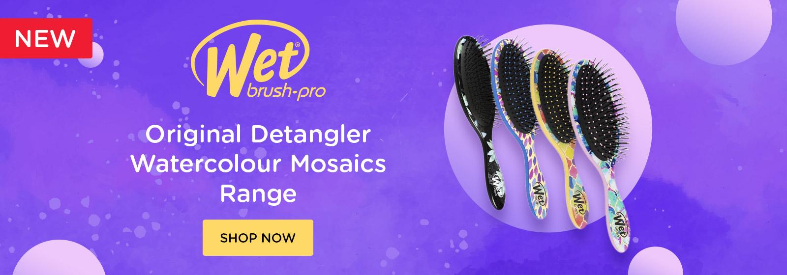 Wet Brush Pro New Mosiacs