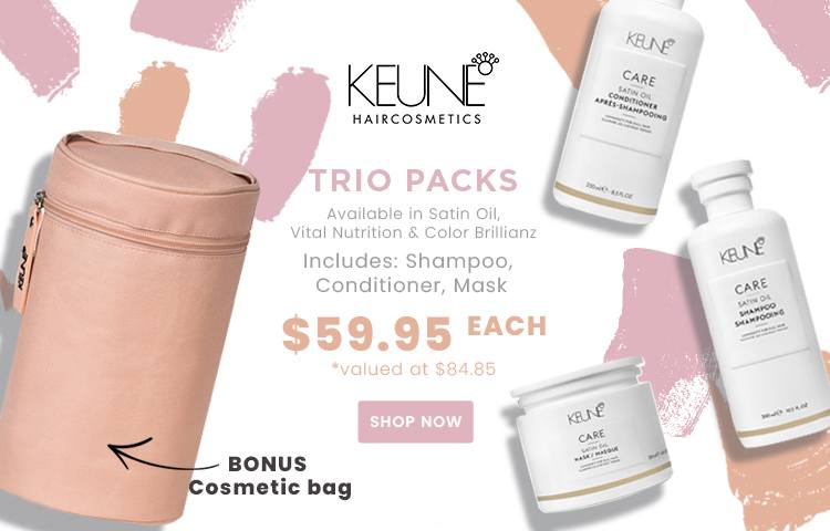 NEW Keune Trio Packs - Available only at Catwalk Australia