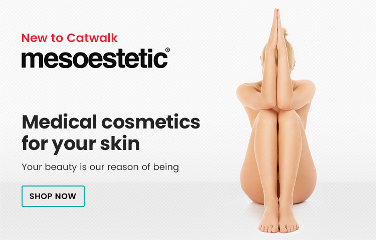 Mesoestetic - Medical Cosmetics for your Skin Only available at Catwalk Australia