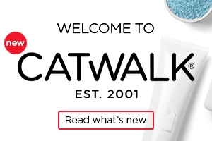 Catwalk has had a facelift!