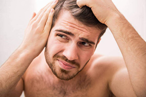 Hair loss in men? There are SOLUTIONS