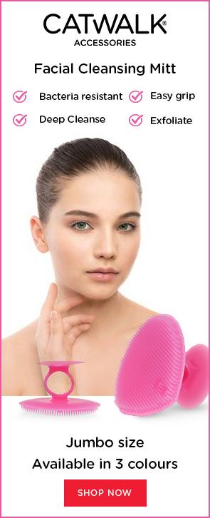 Catwalk Facial Cleansing Mitt