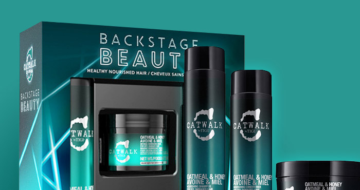 Catwalk by TIGI Xma Oatmeal & Honey Trio Pack