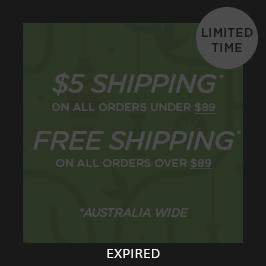 $5 Shipping