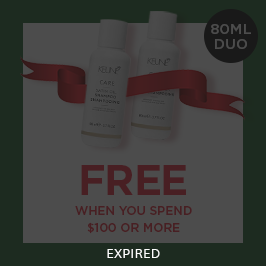 Free Keune 80ml Duo