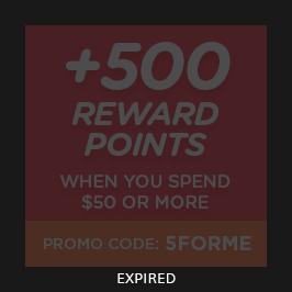 Bonus Reward Points