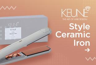 Keune Style Ceramic Iron