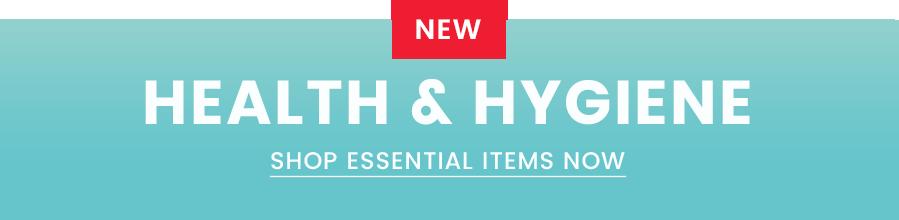 New Health & Hygiene Category At Catwalk Hair & Beauty Store Australia